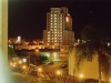 100. LA - View from hotel balcony to the West - Smilax Street