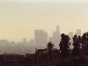 101. LA - View from Griffith Park - Downtown in the smog